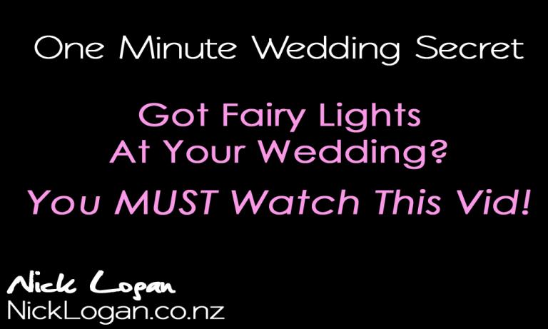 How to set up wedding LED fairy light curtains